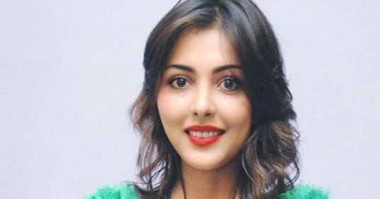 South beautiful actress Madhu Shalini latest pics shared on Twitter