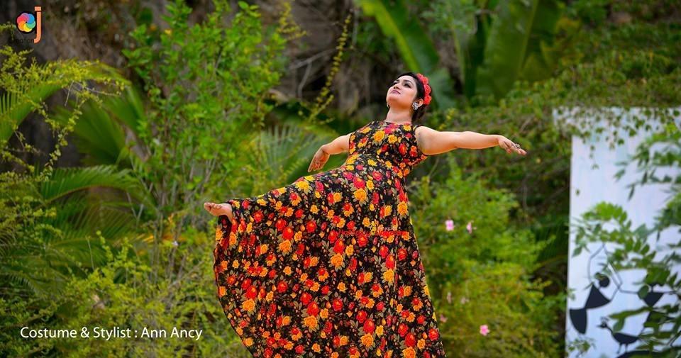 Malayalam Actress Arya Image: Arya Sreeram (Malayalam Serial Actress) Cute And Stylish