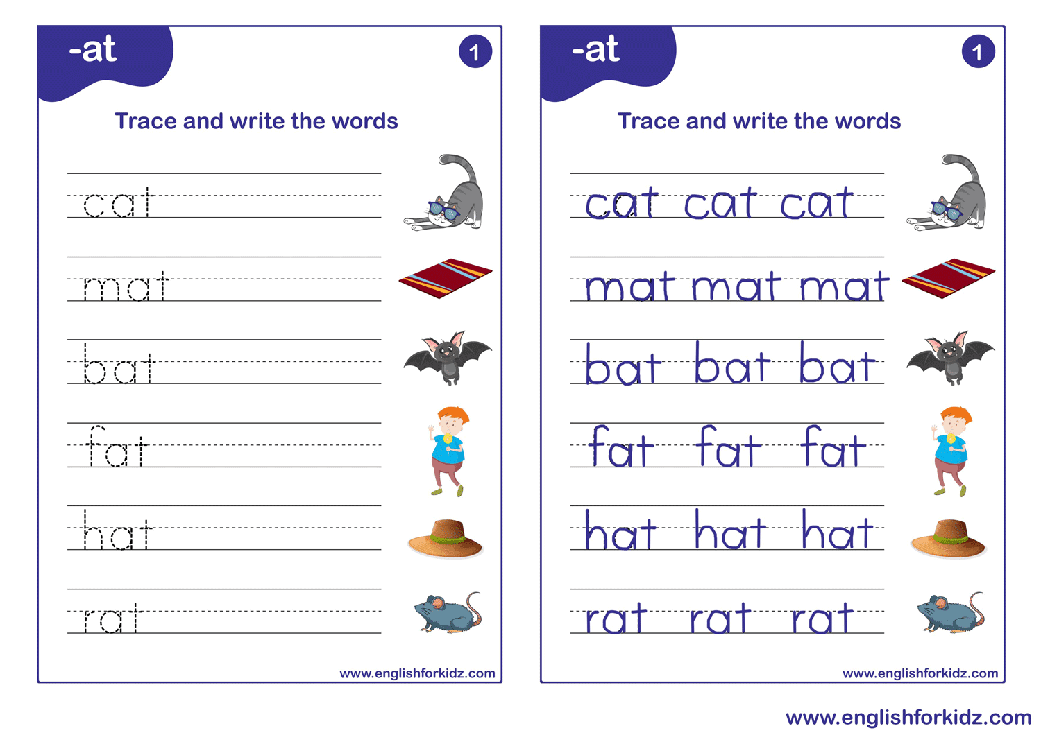 small resolution of Vowel Phonics Kit: Worksheets