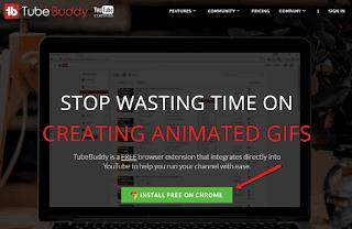 tubebuddy : افضل أداة لزيادة المشاهدات على يوتيوب