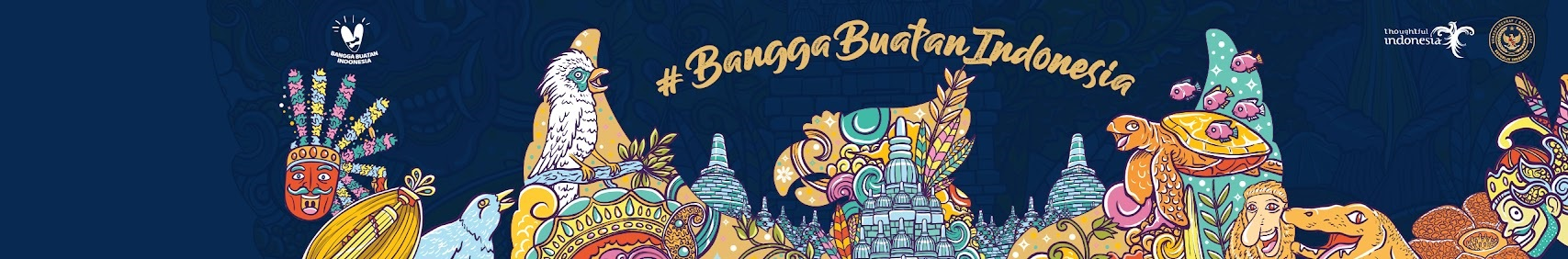 #BanggaBuatanIndonesia