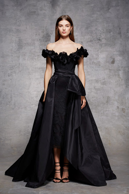 Marchesa Prefall-2018 Collection