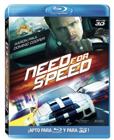 Need For Speed 1080p HD Latino Dual