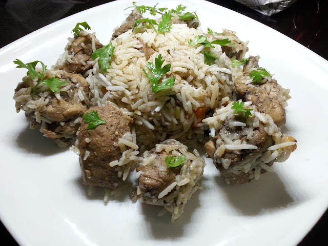 arabic rice,easy rice,arabian rice,rice with chicken ,middel eastern recipe,saudi rice ,non veg recipe,easy  arabic rice,