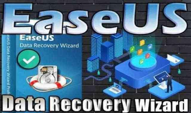 تحميل برنامج EASEUS Data Recovery Wizard اخر اصدار مفعل مدى الحياة