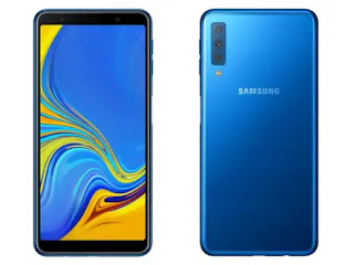 Cara Hard Reset Samsung Galaxy A7 2018