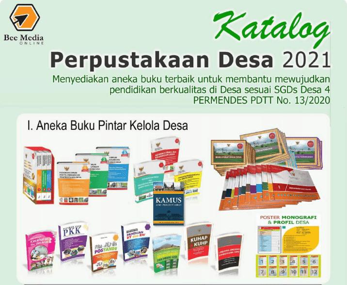 Download Katalog Purpustakaan Desa Tahun  Download Katalog Perpustakaan Desa Tahun 2021
