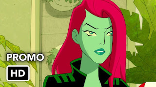 "Harley Quinn (DC Universe) ""Conheça a Poison Ivy"""