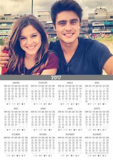 Como fazer o calendário personalizado