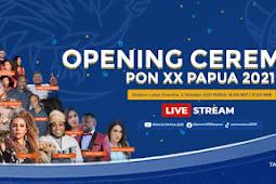 Usman Kansong Sebut Pembukaan PON XX Papua Sarat Budaya Khas Bumi Cenderawasih