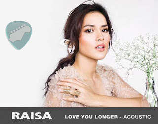 Kunci Gitar Love You Longer RAISA Chord Lagu Acoustic Mudah Lirik
