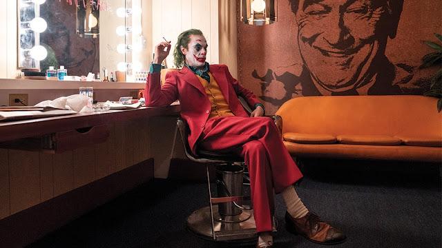 Joker Todd Phillips Joaquim Phoenix Robert de Niro