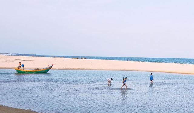 Biển Suối Ồ, Đèo Nước Ngọt – Điểm cắm trại cuối tuần lý tưởng