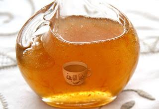 طريقة تحضير السيرب (الشربات أو عسل الحلويات أو القطر) للشيف حسن