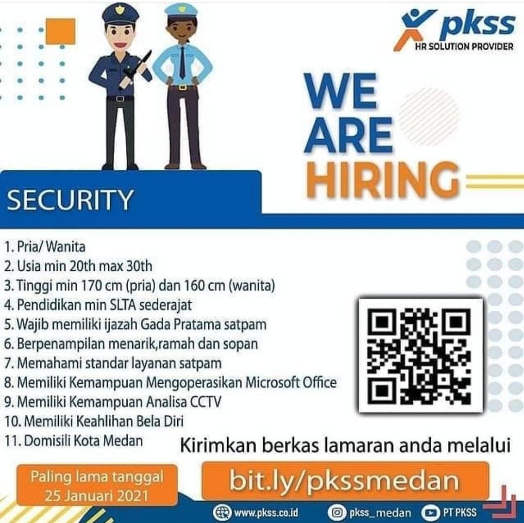 Lowongan Kerja Medan Januari 2021 Di Pt Prima Karya Sarana Sejahtera Pkss Lowongan Kerja Medan Terbaru Tahun 2021