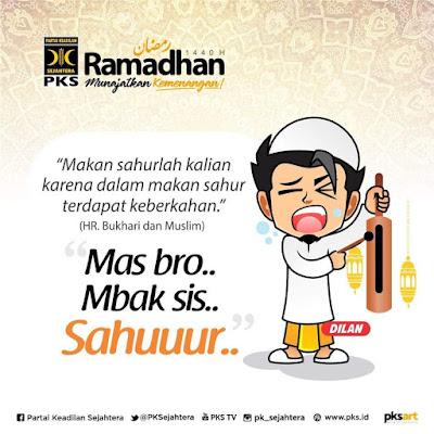 Jadwal Imsakiyah Ramadhan 1440 H / Tahun 2019 - Blog PKS