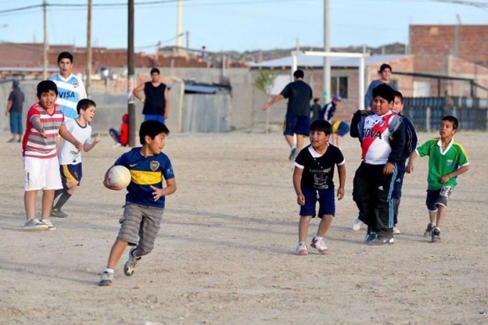 Rugby para la inclusión  en Salta