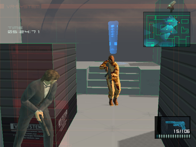 Metal gear solid integral game free download full version for pc.