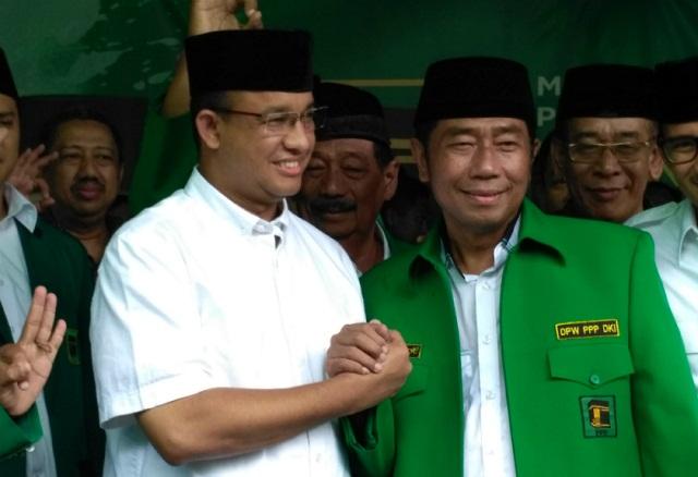 Tinggalkan PAN, Haji Lulung Benarkan Kembali ke Pangkuan PPP
