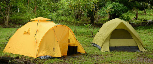 Have proper idea about different kinds of tents like 3 season tents before buying one