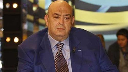 الإعلامي عماد الدين أديب