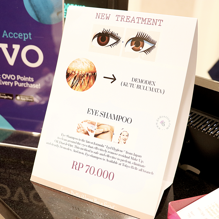 Harga Eye Shampoo Tokyo Belle