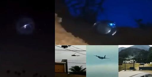 UFO Crash in Magé, Rio de Janeiro, Brazil on May 12, 2020 ...