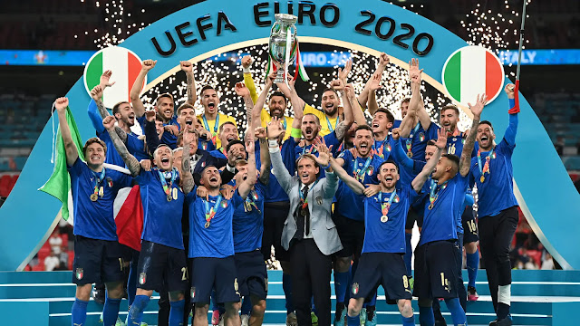 Italy Beats England To Win Euro 2020 Cup