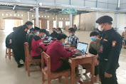 Dalam Rangka Herd Immunity, FKPM Komunitas Senkom Mitra Polri Bekerjasama dengan Polresta Tangerang Gelar Vaksinasi