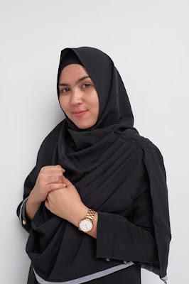 tutorial jilbab pashmina crepe jilbab pashmina crepe