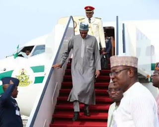 Buhari Returns