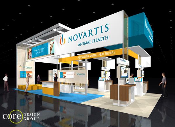 Novartis Animal Health Esb3: The Freelance Exhibit Design Blog