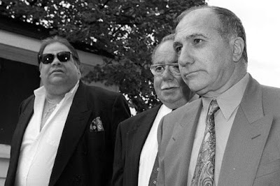 Ron Previte, Sal Avena, John Stanfa