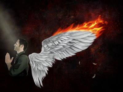 Lucifer Awal Mula Dosa dan Awal Mula Perang (Cosmic Conflict The Origin Of Evil)