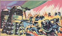 TV21 Comics Dalek Drone 02