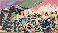 TV21 Comics Dalek Drone 02