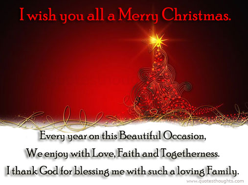 merry christmas wishes quotes pictures for family and friends