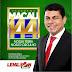 Lenilson Ramos parabeniza Macau pelos seus 144 anos