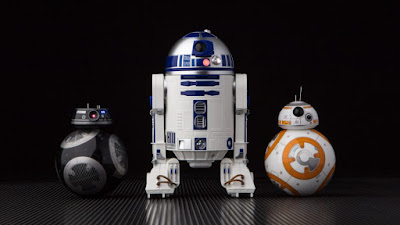 Robot spaziali per eseguire riparazioni: NASA pensa Star Wars