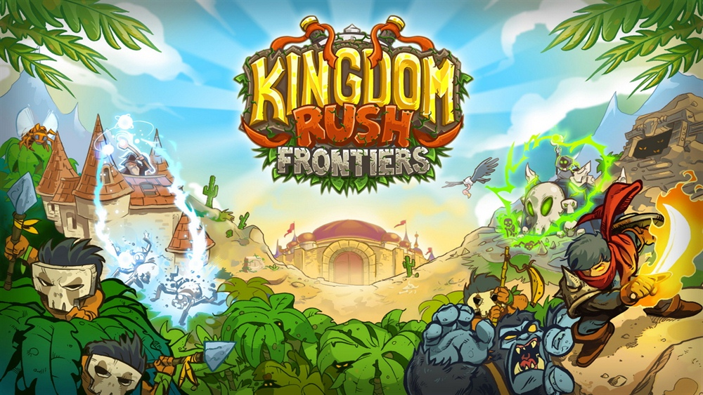 Kingdom Rush Frontiers Download Poster