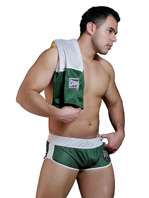 GBGB-Noah-Mesh-Short-Green-Gayrado-Online-Shop