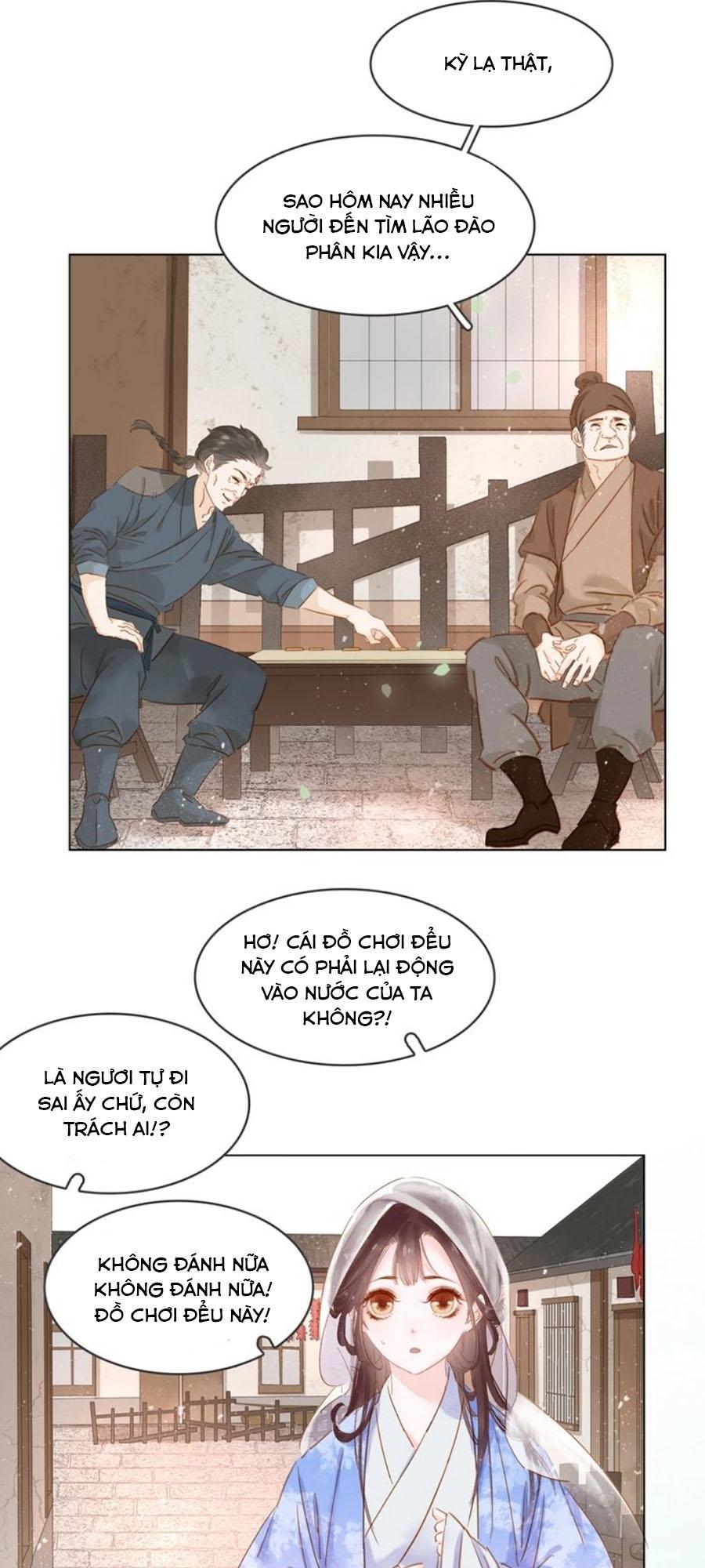 Tiểu sư phụ, tóc giả của ngài rơi rồi! chap 11 - Trang 26