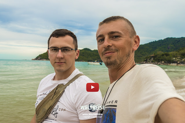 Koh Phangan | THAILAND | Thong Nai Pan Beach | WELTREISE