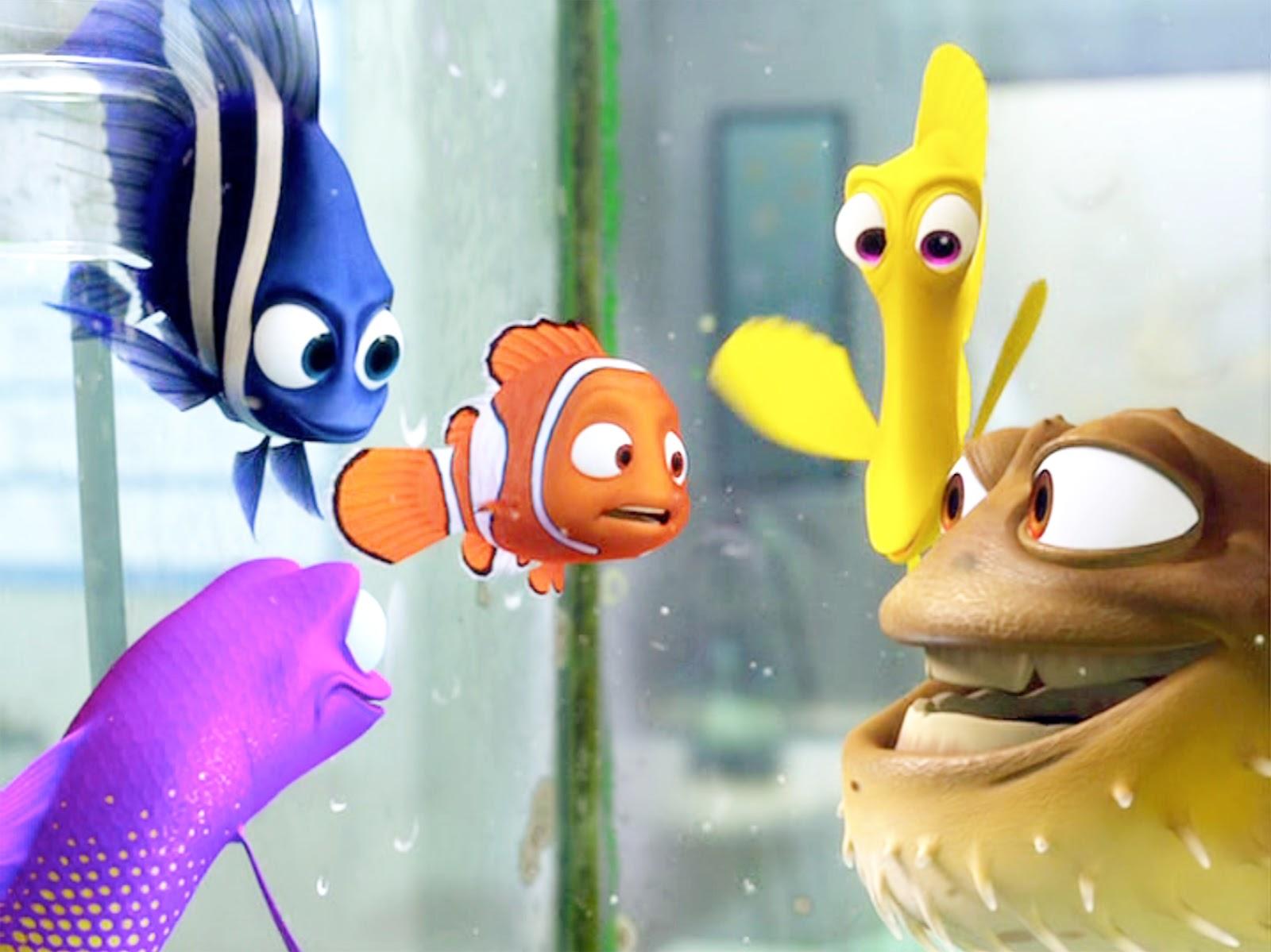 Nemo Gurgle - Bing images