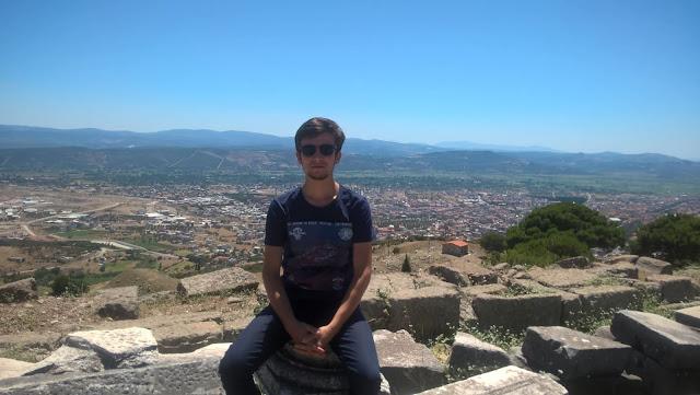 Akropolis Antik Kenti - İzmir, Bergama | Harun İstenci
