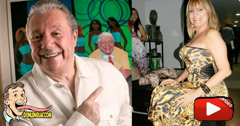 La Malandra Elizabeth se pronunció por la muerte de Guillermo Fantástico González