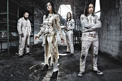 lacuna coil - band - 2016