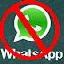 DE NOVO:  WhatsApp deve ser bloqueado por 72 horas
