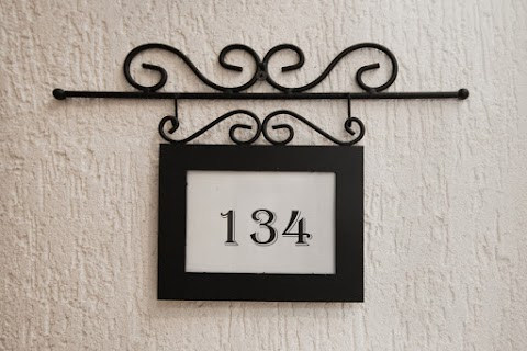 Create a New Look With Stainless Door Numbers and Stained Glass