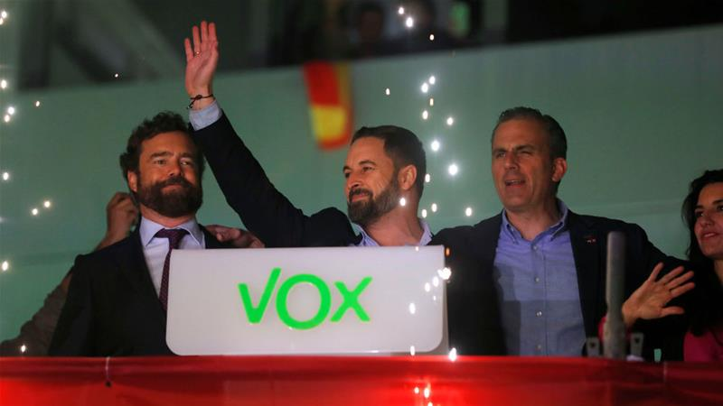 Spain's far right looks to reignite embers of Franco era